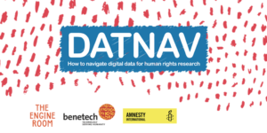 DatNav - Digital Data in Human Rights Research