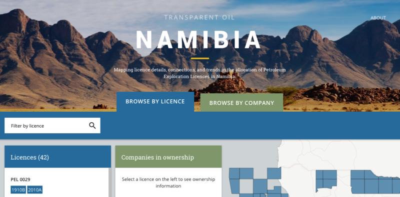 transparentoil.org - IPPR