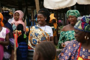 Driving social change in Sub-Saharan Africa